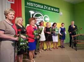 100-Lecie Szkoły w Białej Panieńskiej