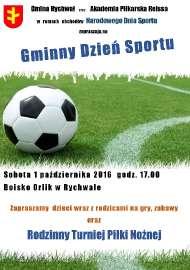 Gminny Dzień Sportu