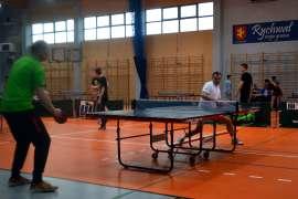 IV Gminny Turniej Tenisa Stołowego