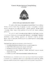 Komunikat Państwowej Straży Pożarnej w Koninie