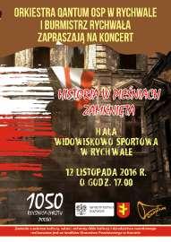 Koncert 12 liistopada 2016