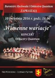 Koncert Orkiestry Quantum