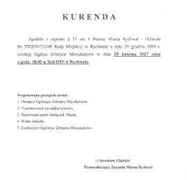 KURENDA