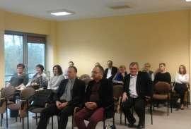 Mediacje rówieśnicze - spotkanie