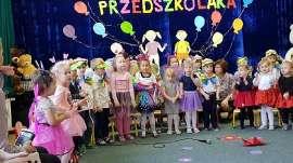 Pasowanie na Przedszkolaka - Plastuś