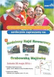 Rodzinny Rajd Rowerowy 2016