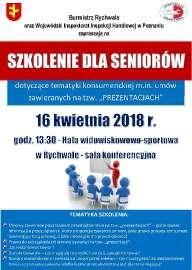 szkolenie dla seniorów 2018