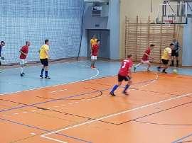 Turniej piłki nożnej halowej 2017