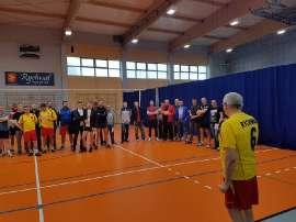 Turniej piłki siatkowej 2.05.2016