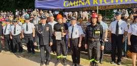 Zawody sportowo-pożarnicze w Rychwale 2018