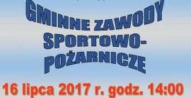 Zawody strażackie 2017