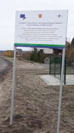 Zmiana nawierzchni drogi gminnej w miejscowości Grabowa